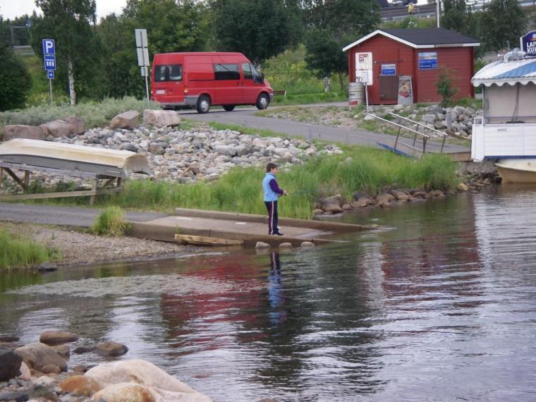 Paulus kalassa